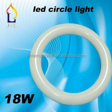 high brightness3000-6500k SMD3014 led circle ring light 18W 300*30mm circle lighting