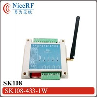 SK108 - 3km long distance wireless remote switch for remote control for pump water system
