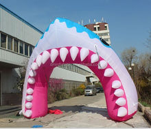 wholesale funny cartoon inflatable arch /cheap inflatable arch