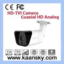 2015 kaansky hikvision nova tecnologia tvi câmera com infravermelho filmadora