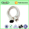 OEM more than 1 metre braiding wire connectors bnc male to interface bnc male monitor transfer cable