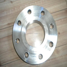 Lowest price ANSI JIS GOST DIN BS carbon steel a105 galvanized inch 4 threaded flange