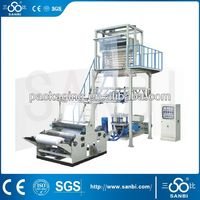 Shrink Pe Blowing Film Extruder
