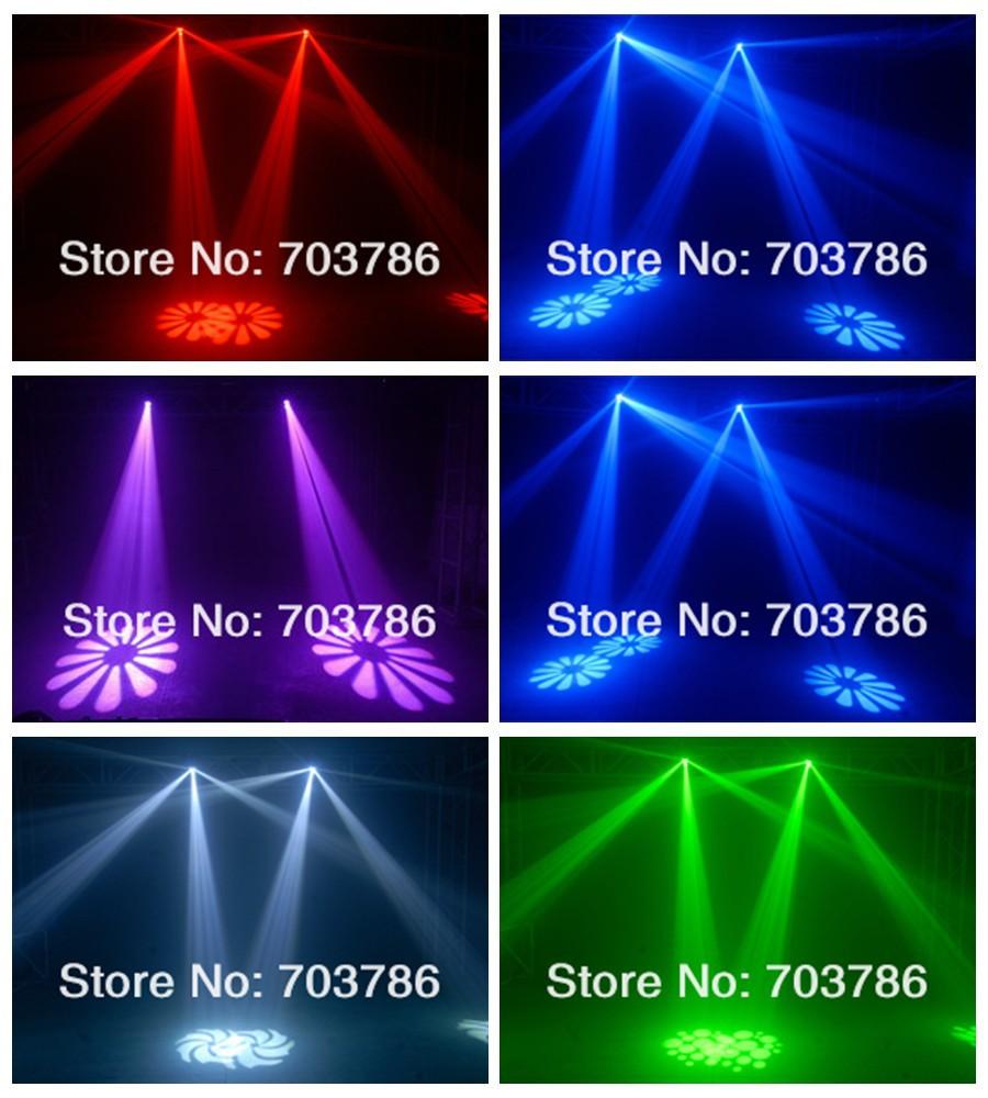 Освещения для сцены TIP TOP 2 /30 Led , DMX 30W DJ 6/12CH TP-47A