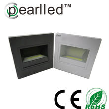 led recessed wall socket/wall recessed light for garden