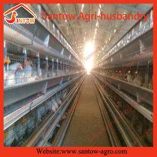 Bateria de melhor qualidade gaiolas para galinha poedeira camada gaiola de bateria para fazenda