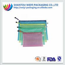 A4 plastic waterproof packing list envelope