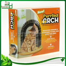 purrfect arch cat toy /cat scratching post