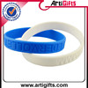 2015gold supplier 100% quality control fashional customised wristbands