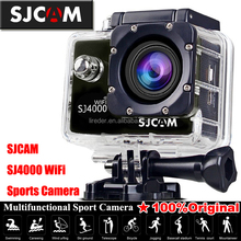 SJ4000 action camcorder with external mic ( SJCAM 1080P 1.5 Inch 170 + HD Wide-angle Full HD Waterproof Action camera Recorder )