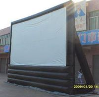customize inflatable movie screen/used inflatable movie screen/inflatable movie screen for sale