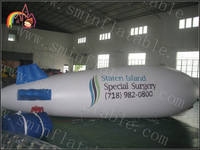Large Inflatable Blimp, Inflatable Balloon, Self Inflating Helium Balloon