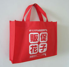 pictures printing non woven shopping bag customized non woven shopping bag