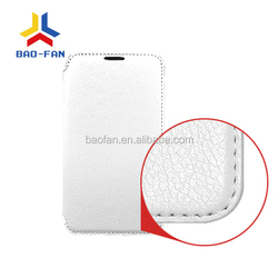 Cheap Mobile leather Phone Case for samsung S5