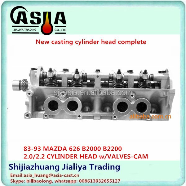 Mazda B2000 B2200 626 2 0 2 2 Sohc L4 8v New Cylinder Head: Wholesale FE/F8 Cylinder Head Assembly F850 10100F/FE70