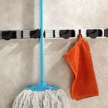 Multi function Home Cleaning Products wall mount broom holder