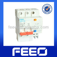 63a 2 pole function earth leakage circuit breaker