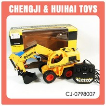 cheap plastic wire control toy car model for children