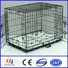 Hot-dipped large dog cage for sale (manufactory)