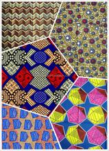 2015 stock wax African cotton fabric wax printed fabric 28x28 90x70 Binta wax stock lot