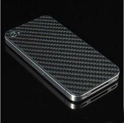 for iphone 4 case carbon fiber case back cover anti-radiation case