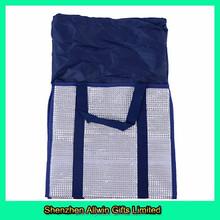Drawstring cooler bag,recycled aluminum foil cooler bag