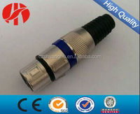guitar cable female jack connector