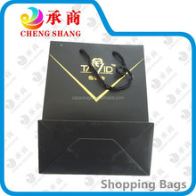 Guangzhou factory best price small paper packaging bags with handles