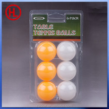 customized color Hot sale cheap good quality ping pong/table tennis ball wholesale