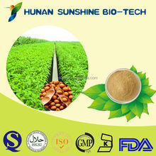 Soybean Extract Isoflavones 40% Solvent Extraction Type