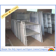 Good quality flying scaffold make from Q195-Q235 Galvanized pipe