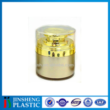 2015 Newest 10 years experience Vacuum pump square plastic bottle