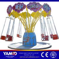 Indoor&outdoor playground equipment amusement rides fruit flying chair