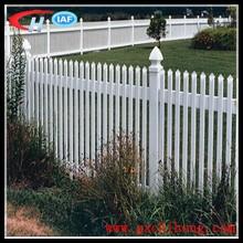 Cheap Hot Sale Plastic PVC Garden Fence