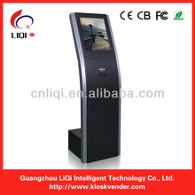 Intelligent queue management kiosk system for shopping mall or restaurant