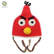 Cheap free knitting patterns kid's animal fanny hats