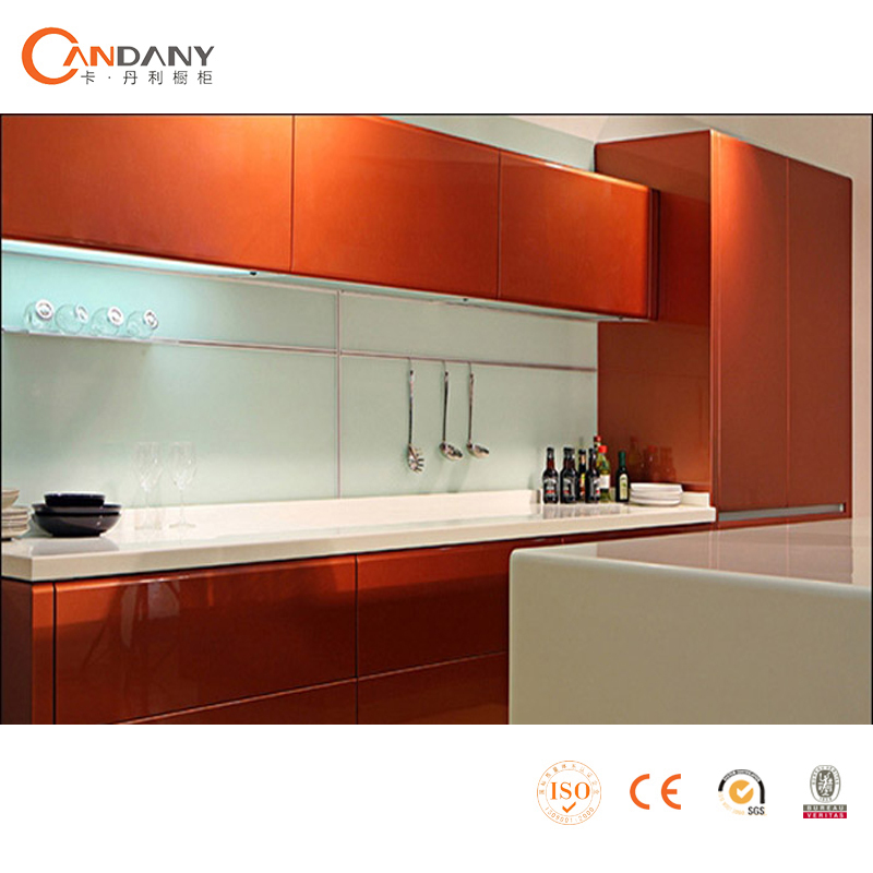 Modern high gloss acrylic kitchen cabinet from 20 years for High gloss kitchen cabinets