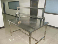 bread equipment bakery table stainless steel bread making table