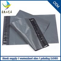 Grey Dress Packaging Printed Mailing Bags
