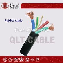 cable de soldadura de goma cable con alta calidad