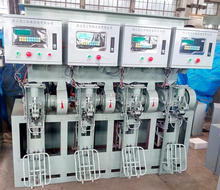 BGYW4DD model automatic cement packing equipment with 4 spouts