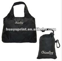 2012 hot selling polyester shopping bag & polyester shopping bag