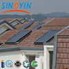 High Efficient Solar Panel collector with keymark,srcc/solar energy system/new roof integrated solar collector