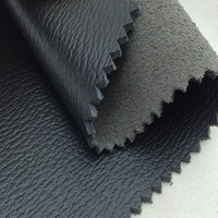 Cow split grain leather for shoes