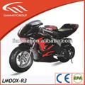 mini moto eléctrica pocket bike