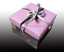 Item HSP113hot sell very cheap creative gift paper box packaging box With Soft Touch Paper,paper packing box