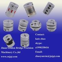 JQT servo motor coupling 3d printer coupling precision