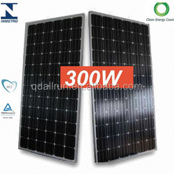 A GRADE LOWER PRICE PV solar panel 300W