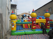 Newest professional inflatable bounce castle for sale
