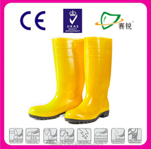 Cheap custom your own wellington mens rubber knee high boots on sale